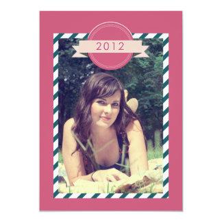 Class of 2012 - Graduation Celebration Card
