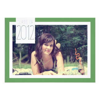 Class of 2012 - Graduation Celebration Announcements