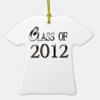Class Of 2012 Graduation Cool Ornament