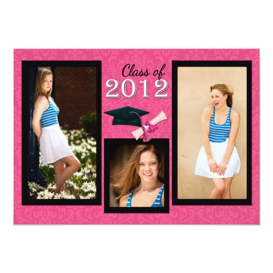 Class of 2012 Graduation SCROLL DOWN for 2013 Card