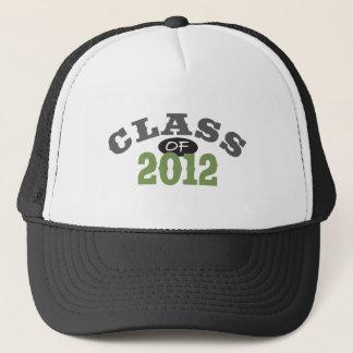 Class Of 2012 Green Trucker Hat