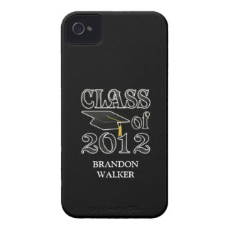 Class of 2012 iPhone 4/4S Case-Mate Barely There