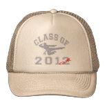 Class Of 2012 Kick-Ass - Grey 2 D Hats