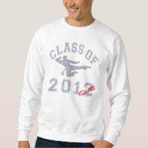 Class Of 2012 Kick-Ass - Grey 2 D Sweatshirt
