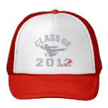Class Of 2012 Kick-Ass - Grey 2 D Trucker Hats
