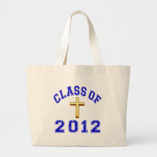 Class Of 2012 Large Tote Bag