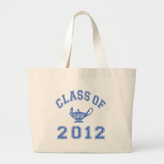 Class Of 2012 (LPN) Canvas Bags