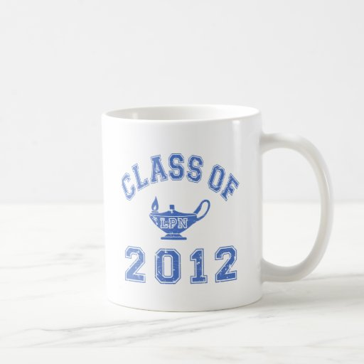 Class Of 2012 (LPN) Coffee Mug
