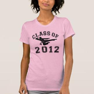 Class Of 2012 - Martial Art 2 D Tee Shirt