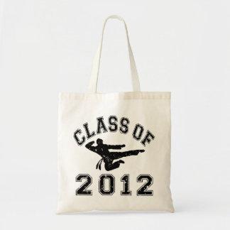 Class Of 2012 - Martial Art 2 D Tote Bag