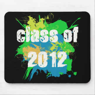 CLASS OF 2012 MOUSE PAD