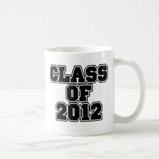 Class of 2012 coffee mug