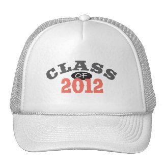 Class Of 2012 Peach Hats