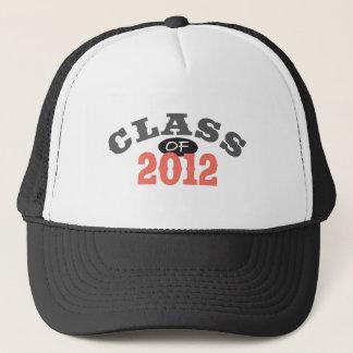 Class Of 2012 Peach Trucker Hat