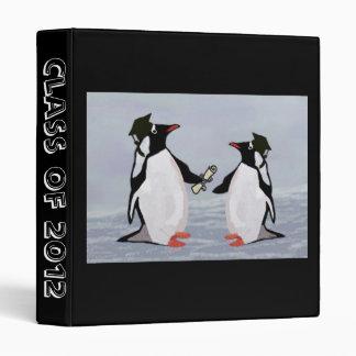 Class of 2012 Penguin Grads Binders