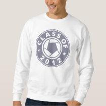 Class Of 2012 Photography -Grey 3 Sweatshirt