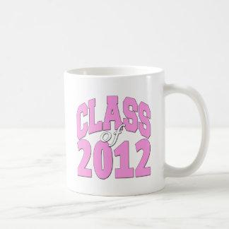 Class of 2012 (pink2) mugs