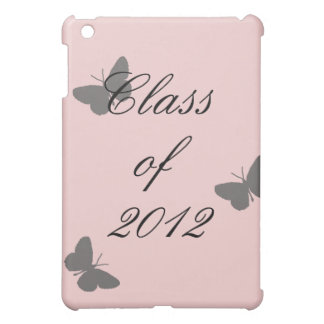 Class of 2012 - Pink and Grey iPad Mini Covers