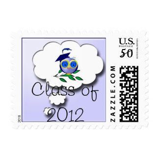 Class of 2012 postage