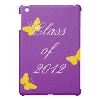 Class of 2012 - Purple and Gold iPad Mini Case