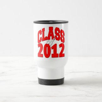 Class of 2012 Red Coffee Mug
