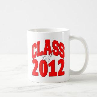 Class of 2012 Red Mug