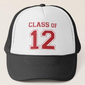 Class of 2012 - Red Trucker Hat