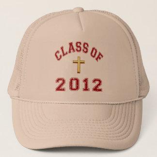 Class Of 2012 Red Trucker Hat