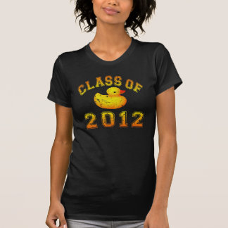 Class Of 2012 Rubber Duckie - Yellow/Orange T Shirts