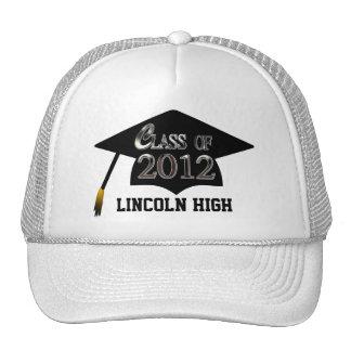 Class Of 2012 School Graduation Hat