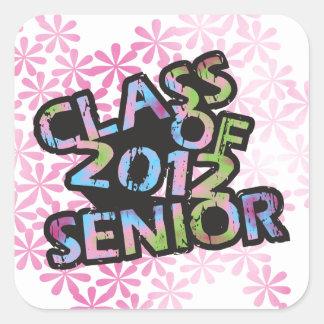 Class of 2012 Senior Stickers
