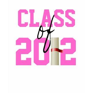 CLASS of 2012 Shirt shirt