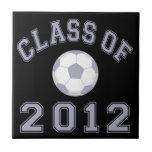 Class Of 2012 Soccer - Grey 2 Tile