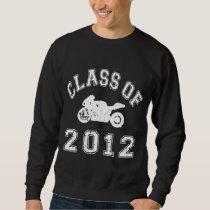 Class Of 2012 Superbike - White Sweatshirt