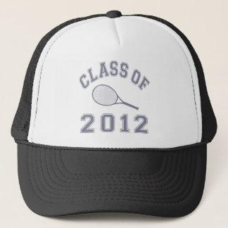 Class Of 2012 Tennis Gray Trucker Hat