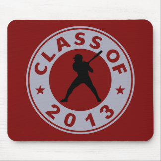 Class Of 2013 Baseball Mouse Pad