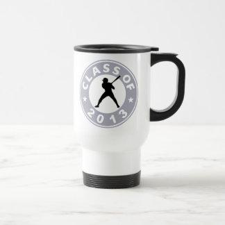 Class Of 2013 Baseball Travel Mug