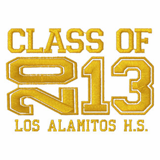 Class of 2013 block - Add your school s name