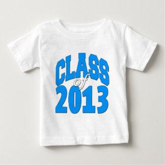 Class of 2013 (blue 2) tee shirt