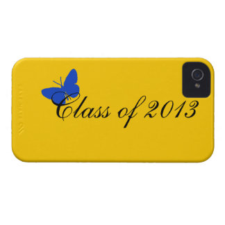 Class of 2013 - Blue and Gold iPhone 4 Cover
