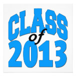 Class of 2013 (blue ) announcements