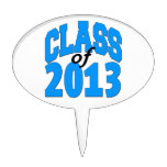 Class of 2013 (blue ) cake toppers
