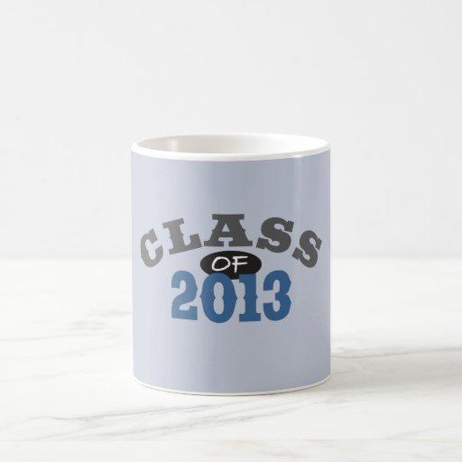 Class Of 2013 Blue Coffee Mug