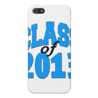 Class of 2013 (blue ) iPhone SE/5/5s cover