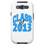 Class of 2013 (blue ) samsung galaxy s3 case