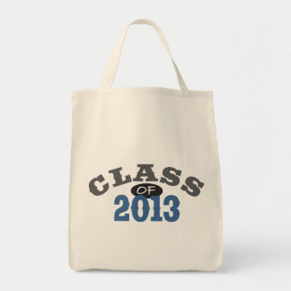 Class Of 2013 Blue Tote Bag