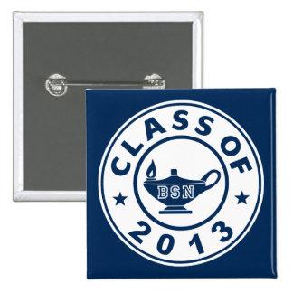 Class Of 2013 BSN Pin
