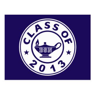 Class Of 2013 BSN Postcard
