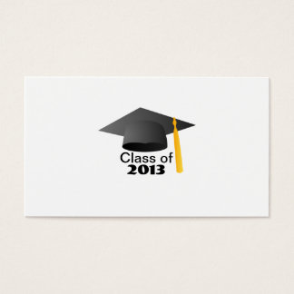 Class of 2013 Business Cards