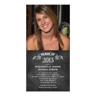 Class of 2013 Chalkboard Graduation Card